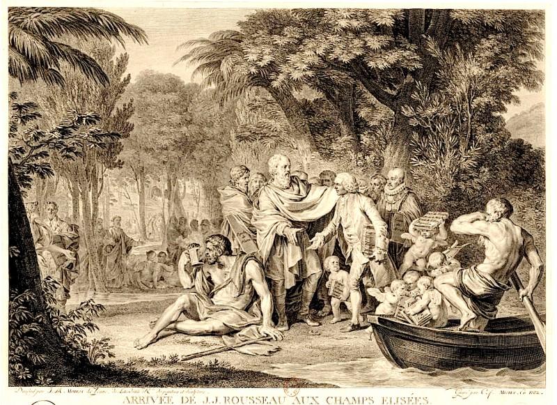 Rousseau arrivée